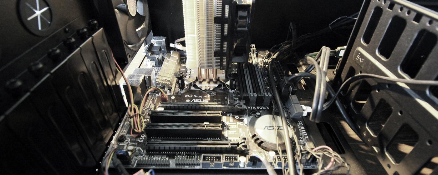 Computer reparatie?
